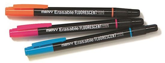 Picture of Erasable Highlighter - Blue